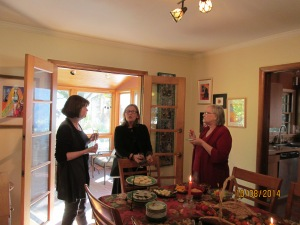Nibbles, Swanbergs', Oct. '14