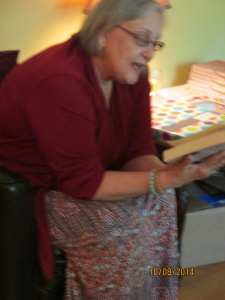 Glenda Reading, Rockford, Oct. '14